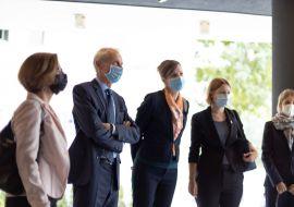 Delegacioni nga Agjencia Zvicerane për Zhvillim dhe Bashkëpunim viziton Kosovën