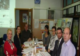 First meeting of Career Guidance Counsellors