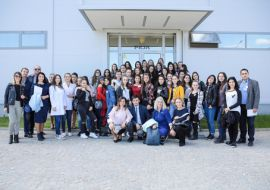 Promotion of women-led professions on the occasion of International Girls Day