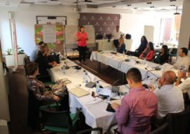 EYE builds local capacities on how to conduct Sectorial Skill Gap Analysis
