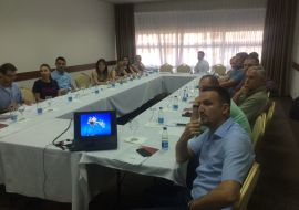 """Presentation of assessment on """"Training provision for retail sector"""