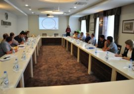 Presentation of a sustainable model for the SSSC of Bahri Haxha school