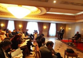 """MTI and EYE Project presented the Report on """"Start-up businesses and business support services for start-ups in Kosovo"""""""