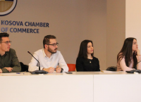 Supporting the Kosovo Chamber of Commerce in improving efficiency of research