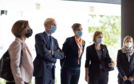 Swiss Development Cooperation delegation visits Kosovo